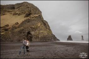 Reynisfjara Beach Iceland Wedding Photographer