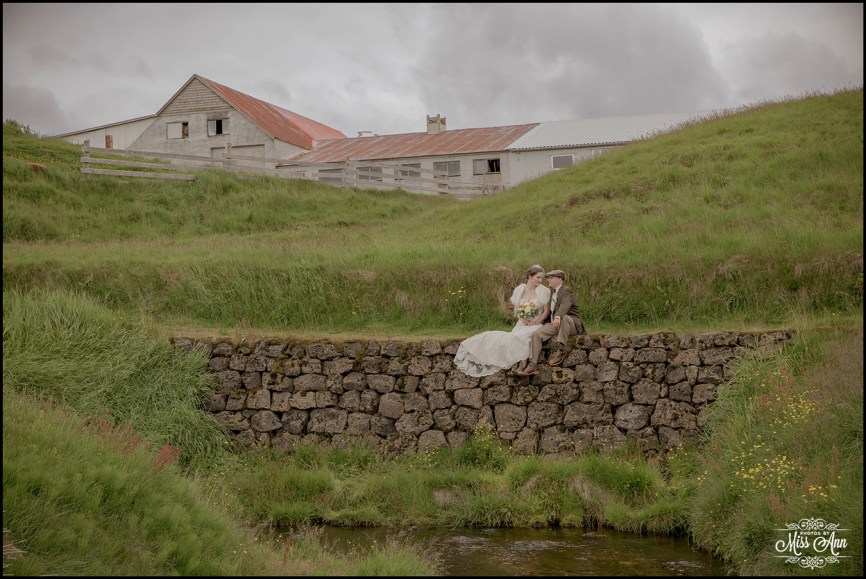 Iceland Wedding Keldur Sod Farm-2