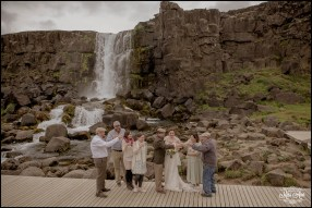 Thingvellir National Park Wedding Iceland-2