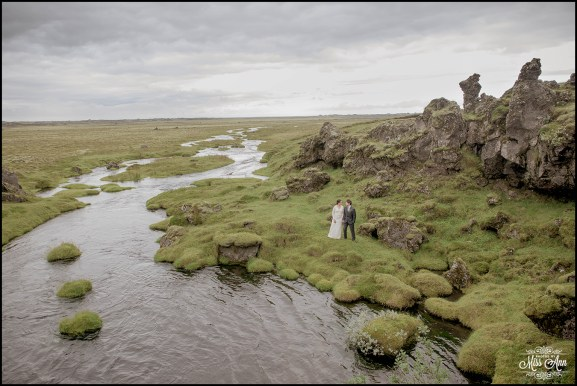 Iceland Waterfall Wedding Photographer-12