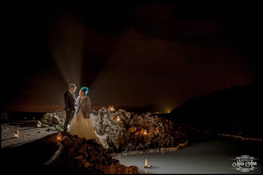 Iceland Wedding Blue Lagoon