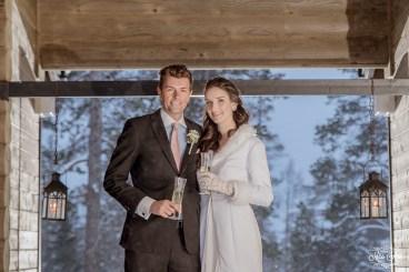 Finland Destination Wedding Igloo Hotel Photos by Miss Ann-38