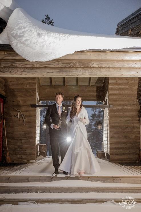 Finland Destination Wedding Igloo Hotel Photos by Miss Ann-40