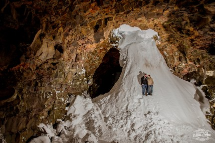 Iceland Cave Wedding - Iceland Wedding Planner and Photographer - Photos by Miss Ann