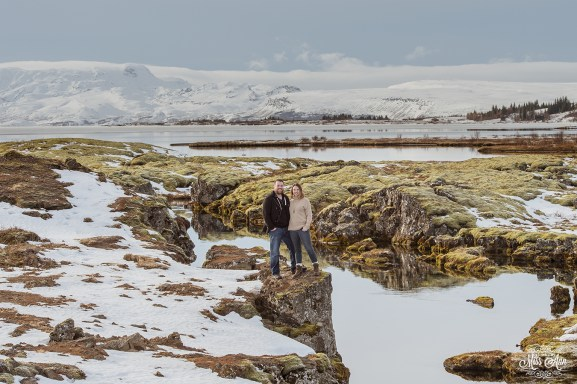Silfra Iceland Wedding Elopement - Photos by Miss Ann