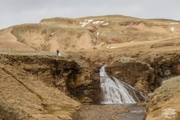 Iceland Waterfall Wedding