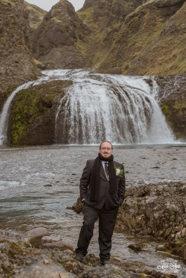 Iceland Elopement Wedding Photos