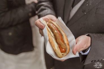 Iceland Wedding Hot Dog Stop