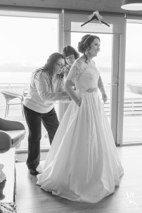 Dress for Iceland Wedding - Iceland Wedding Planner