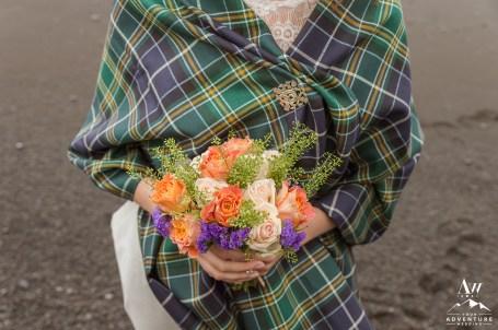 Iceland Wedding Bouquet - Your Adventure Wedding