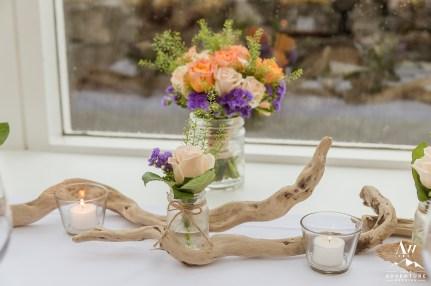 Iceland Wedding Reception Details