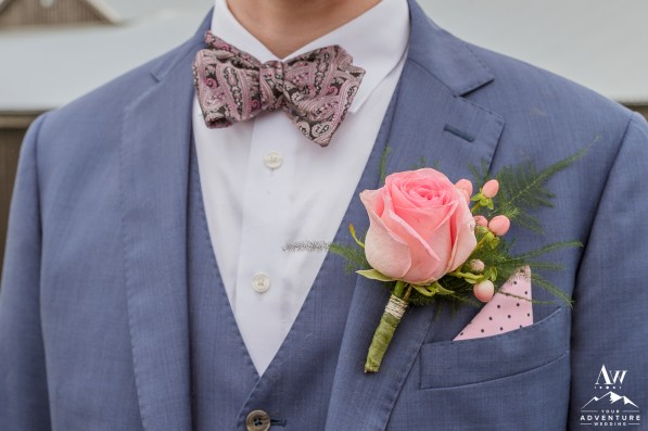 Iceland Wedding Suit - Iceland Florist
