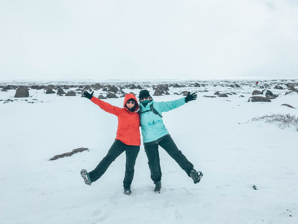 What to Pack for a Winter Trip in Iceland (FREE checklist!)
