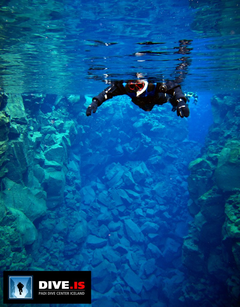 Iceland Tours: Snorkeling the Silfra fissure