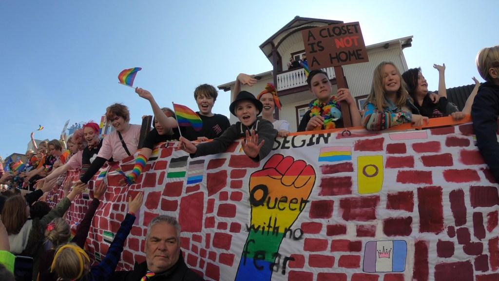 Reykjavik Pride Parade