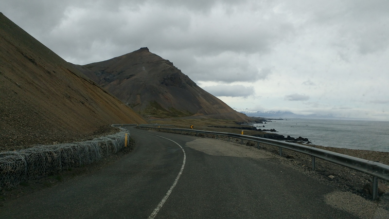 east iceland road