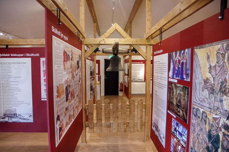 Skálholt visitors center