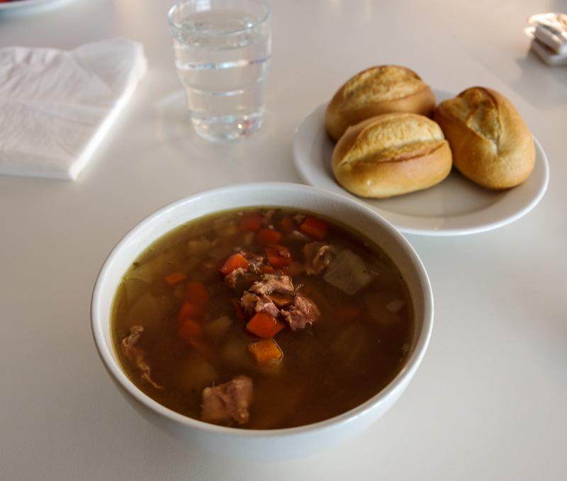 gullfoss lamb soup