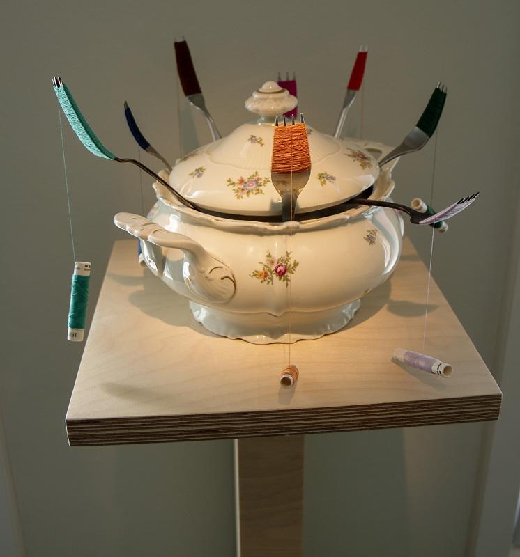 culture house weird teapot