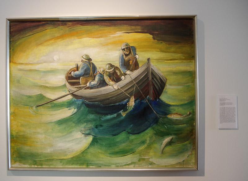 national gallery fisherman
