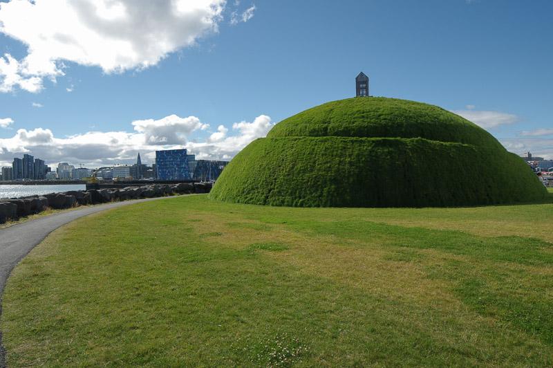Þúfa mound better