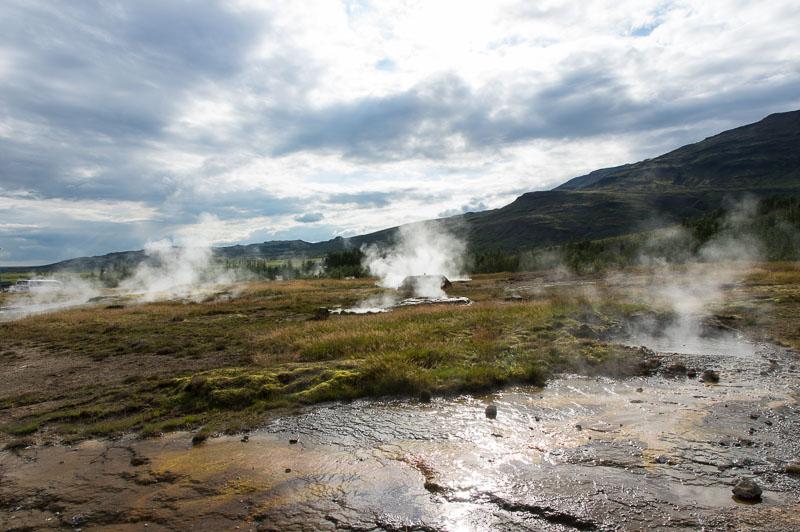 10 geysir geothermal