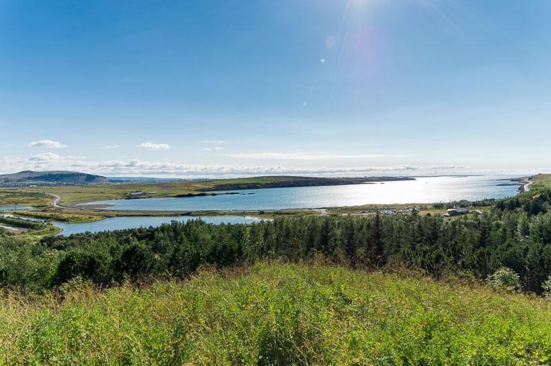 esja view reykjavik