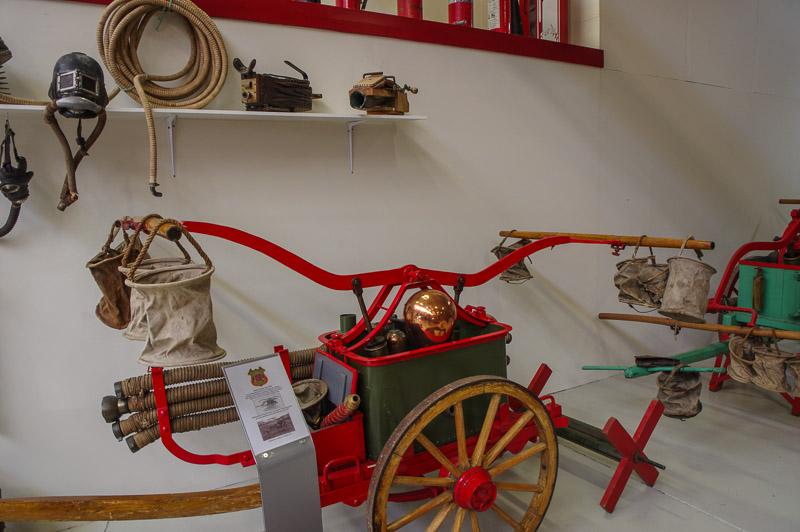 fire museum hand pump