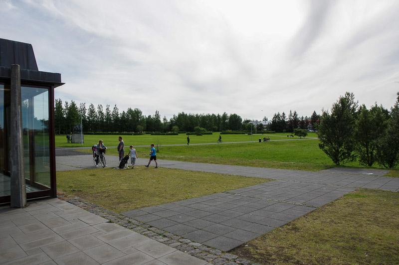 kjarval Klambratún park