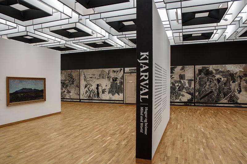 kjarval first room