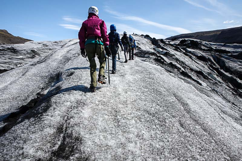 South Coast Tours with Arcanum in Iceland- Glaciers, Snowmobiles, and ATVs!