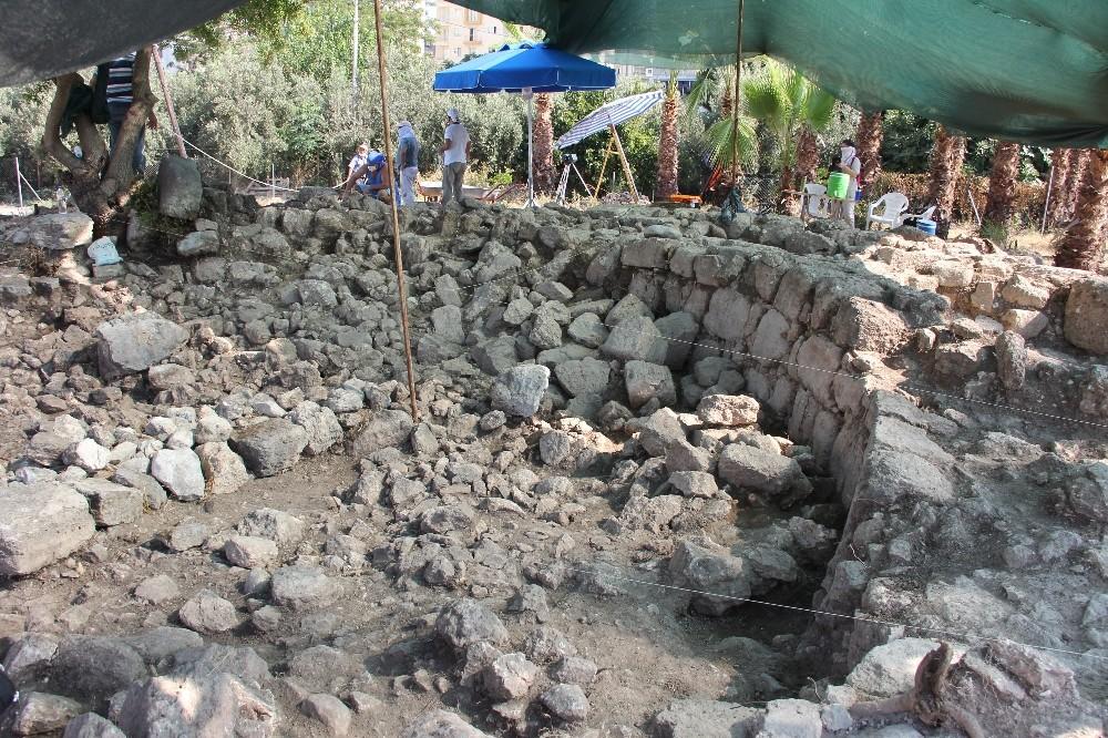 (Özel) Aratos'un anıt mezarı, UNESCO Kültür Mirasının önemli adaylarından