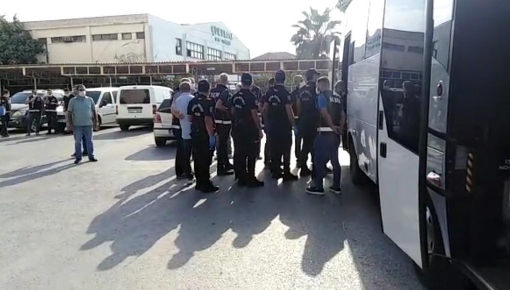 Mahkumları hastanede yatıran şüphelilerden tutuklananların sayısı 10'a yükseldi