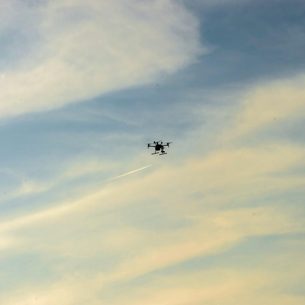 Mersin'de deniz kirliliği drone ile kontrol edilecek