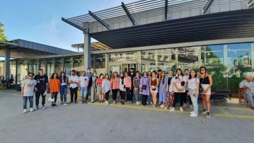Tarsus Gençlik Kampı, bu kez üniversite öğrencilerini ağırladı