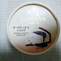 GODIVA|ゴディバ チーズケーキ エ ショコラ|アイス レビュー