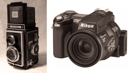 old-new-cameras