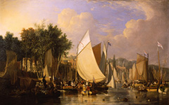 Thorpe-Water-Frolic-Afternoon-Joseph-Stannard-1824-560x350