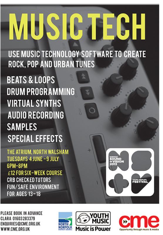 North-Walsham-Music-Tech