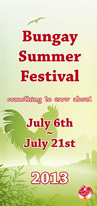 Bungay Summer Festival 2009