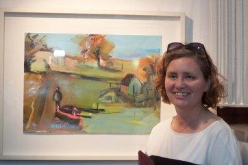 2013 Holt Art Prize Drifter by Emily Cole