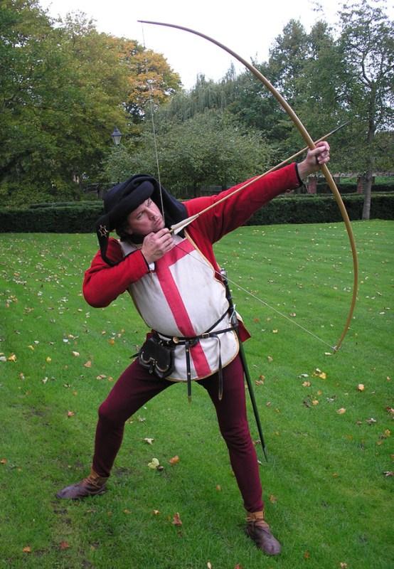 Pensthorpe Mediaeval Spectacular Archer