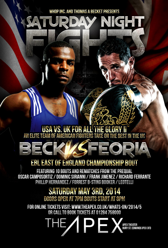 Saturday Night Fights Iceni Post News From The North