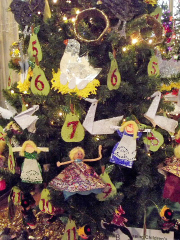 Gissing-Childrens-Centre-christmas-tree