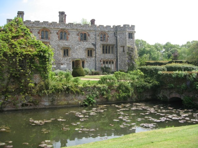 Mannington Hall, Norfolk