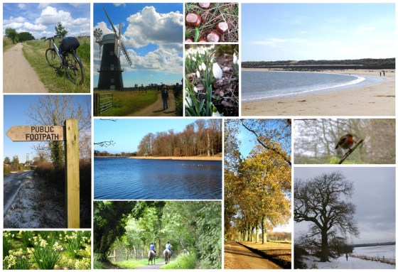 Norfolk Trails Photo Competition 2015