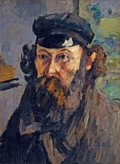 Paul-Cezanne-Self-Portrait-in-a-Cap