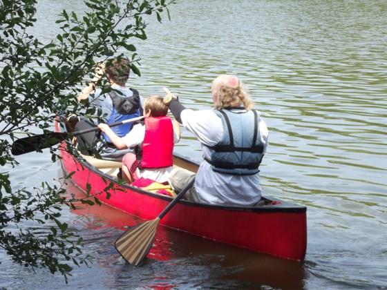 Guided Canoe Trail