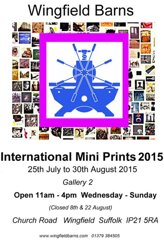 Mini Print Exhibition