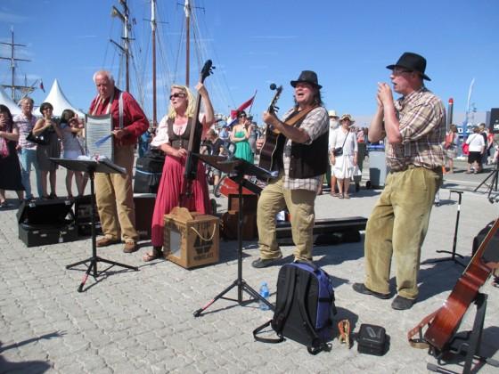 Maritime Festival 2015 scheepsfolk